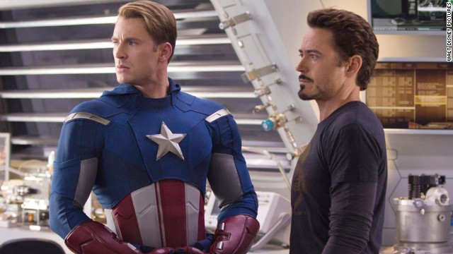 The Avengers' will be in 3-D